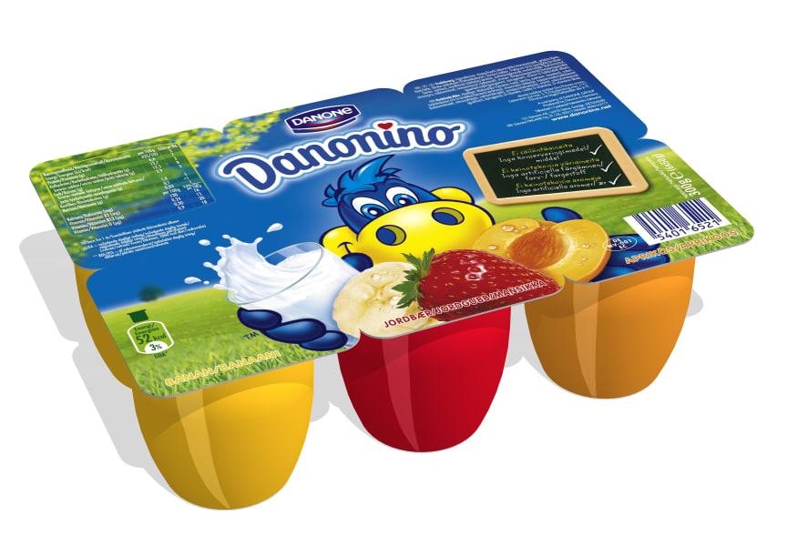 Danonino Mix1