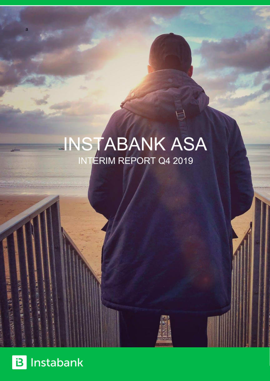 Instabank Q4 2019 Interim Report