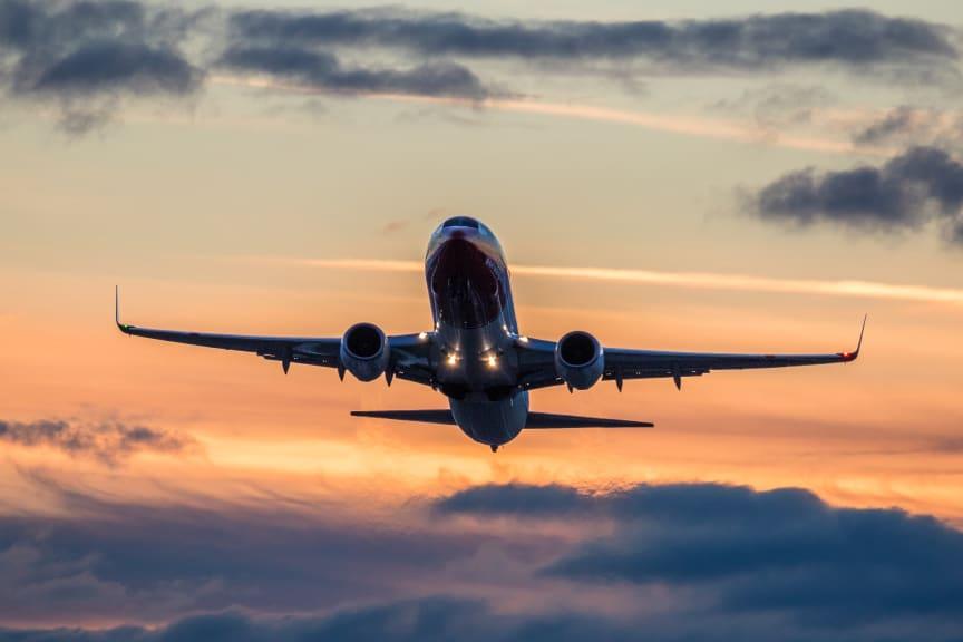 Norwegian's 737-800