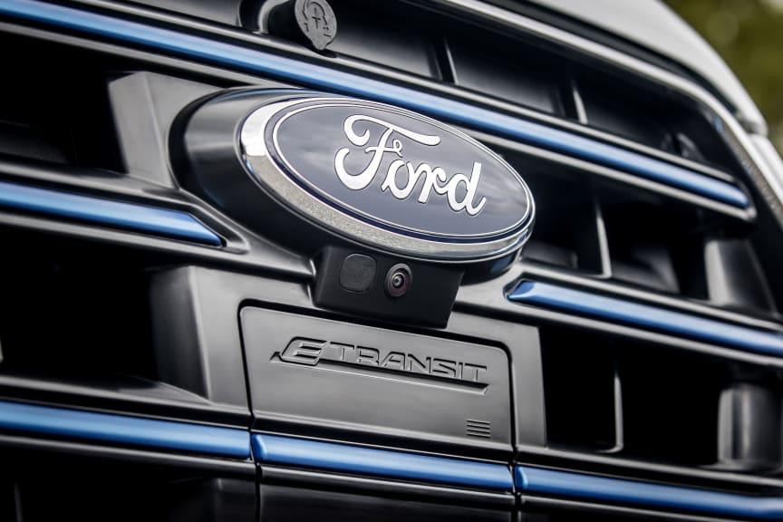 Ford E-Transit 2021