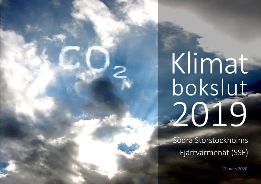 Klimatbokslut 2019