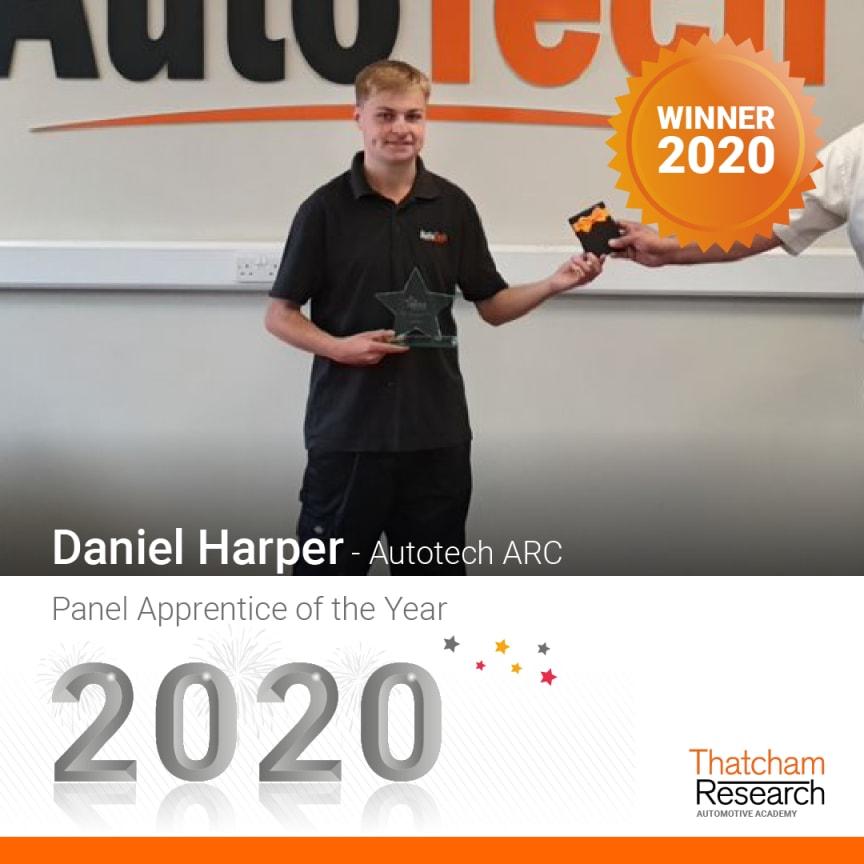 Daniel Harper - Autotech ARC