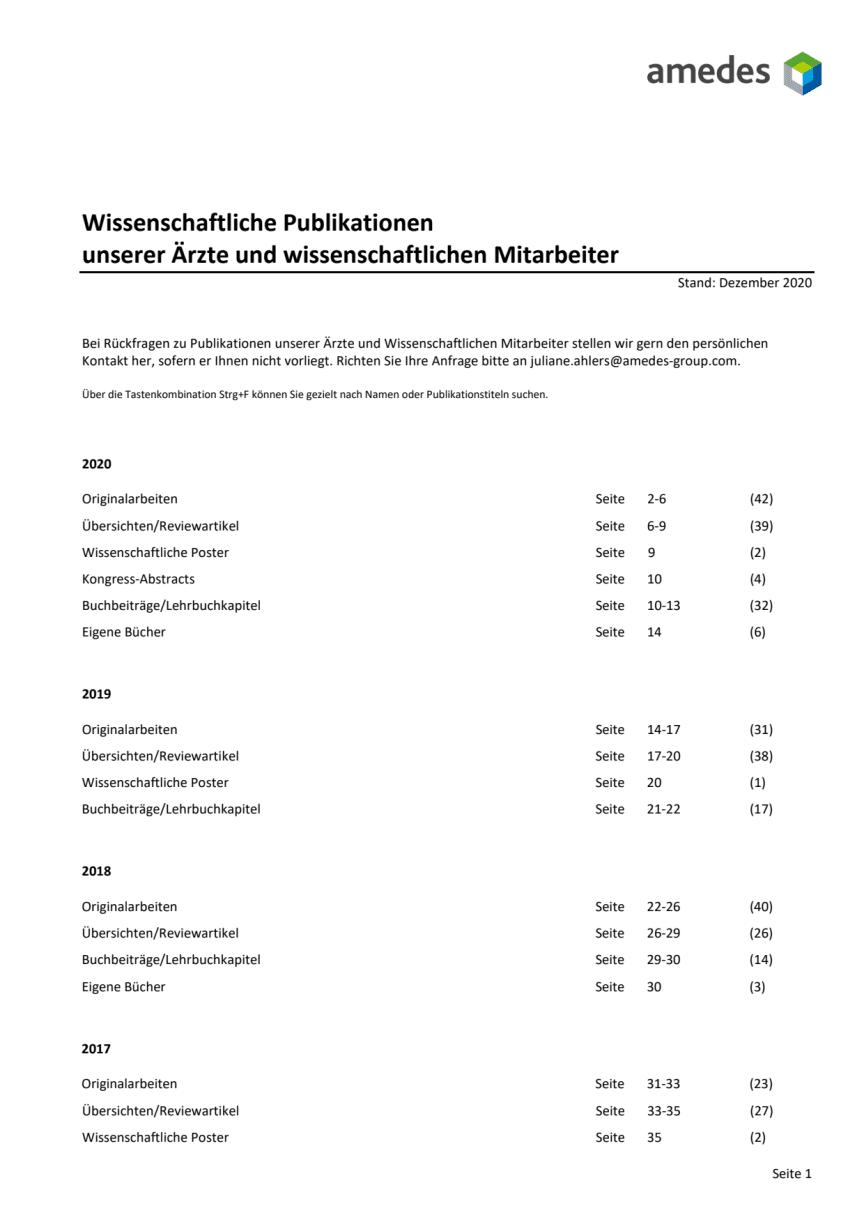 Übersicht Wissenschaftliche_Publikationen amedes Gruppe_Stand Dezember2020.pdf