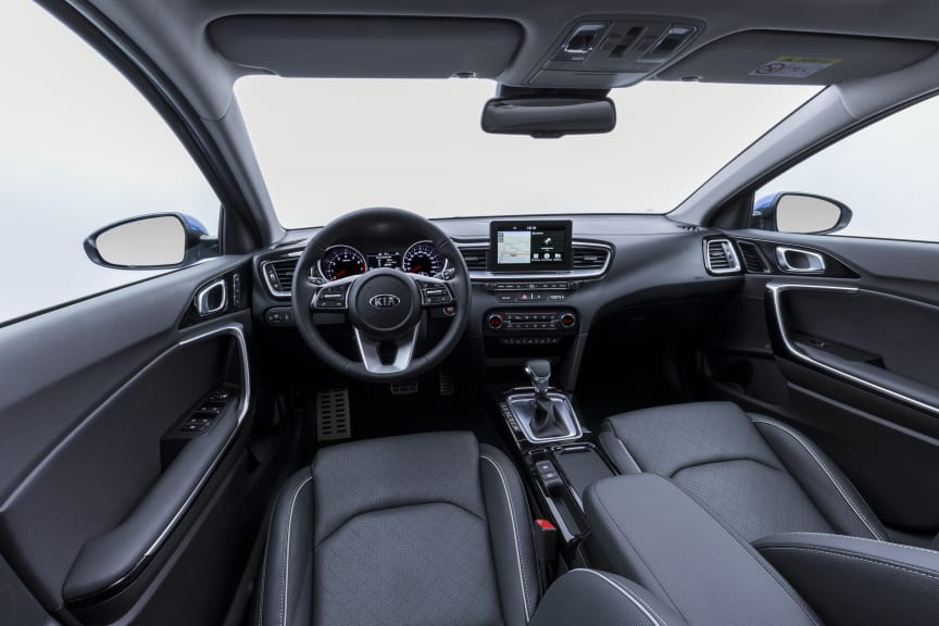 Kia Ceed Interior 009