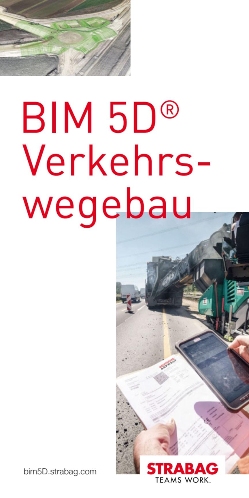 BIM 5D® im Verkehrswegebau