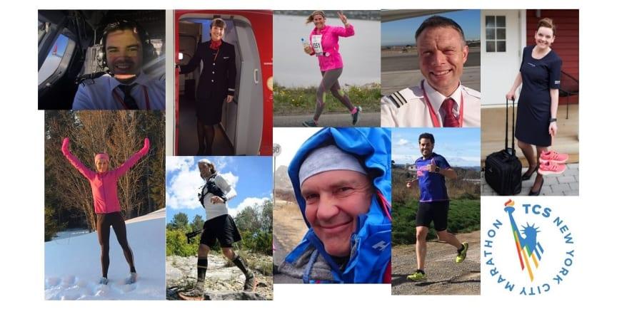 Norwegian en la Maratón de Nueva York
