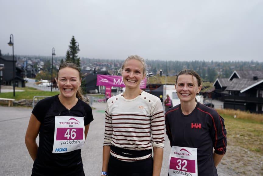 Vinnere Trysilrypa løp 13 km