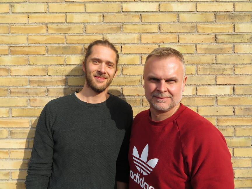 Peter Bennesved & Martin Hårdstedt