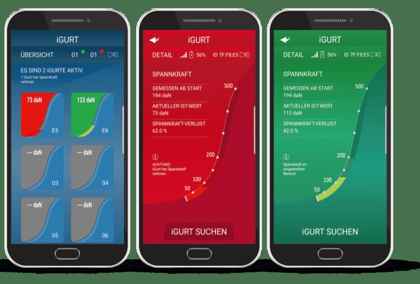 iGurt App by BPW