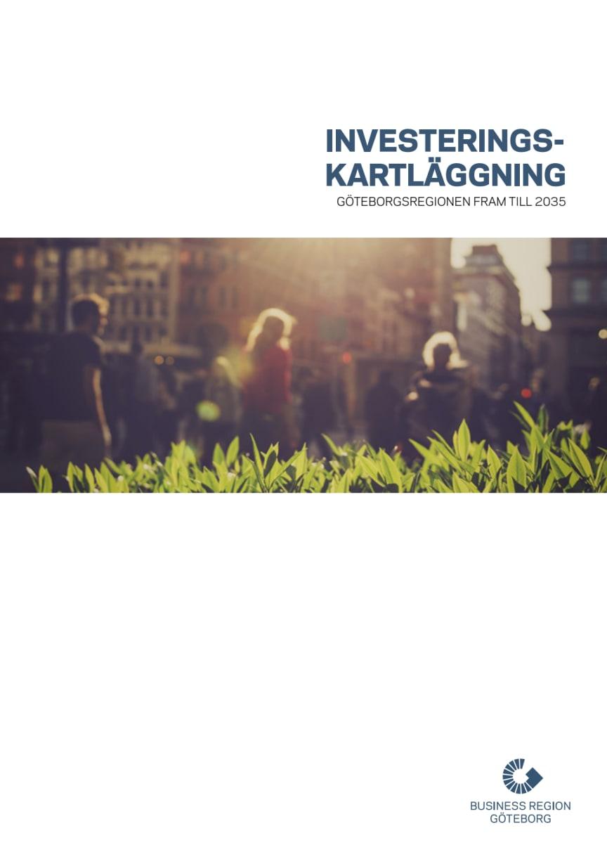 Investeringskartläggning i Göteborgsregionen