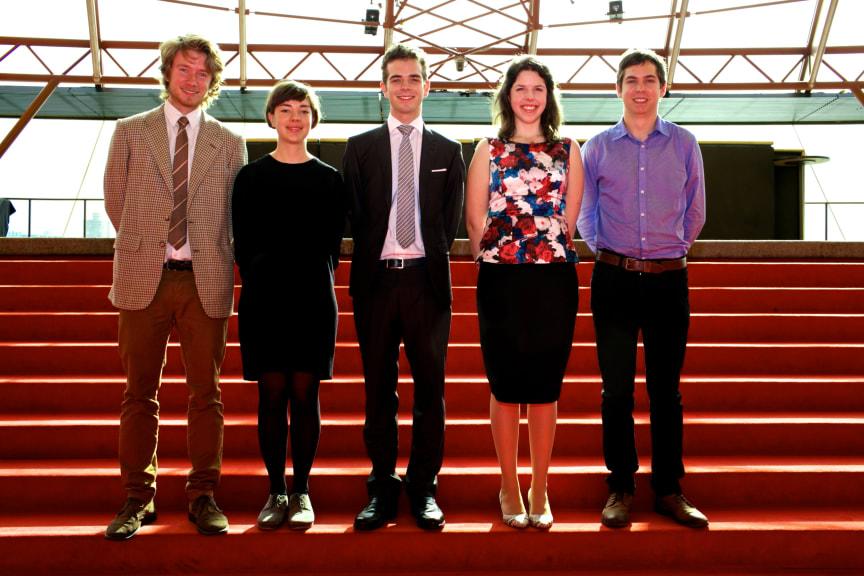 MADE (Multidisciplinary Australian Danish Exchange) by the Opera House.