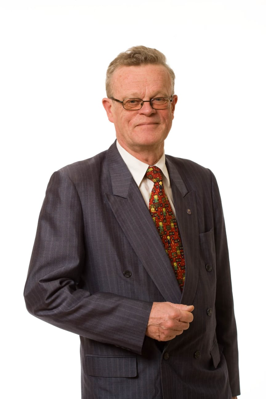 Björn Eriksson, styrelseordförande vid GIH