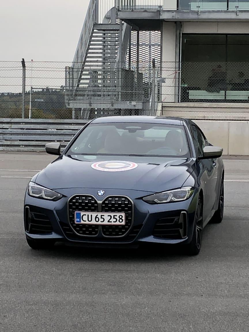 Årets Bil 2021 - BMW 4-serie Coupé