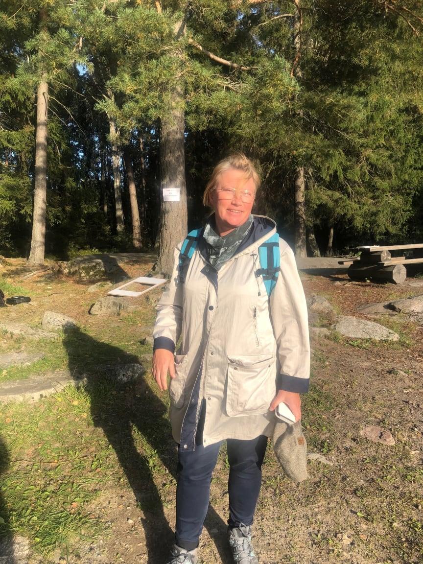 SamCerts miljörevisor Ann-Sofie Gustafsson