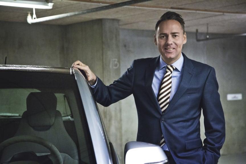 Lars Bording, administrativ direktör, Clever A/S
