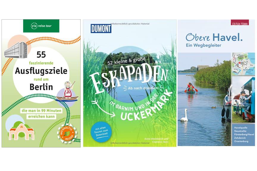 Neue Brandenburg Bücher