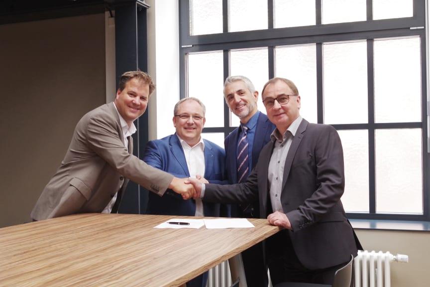Thermo King und BPW geben Zusammenarbeit bekannt