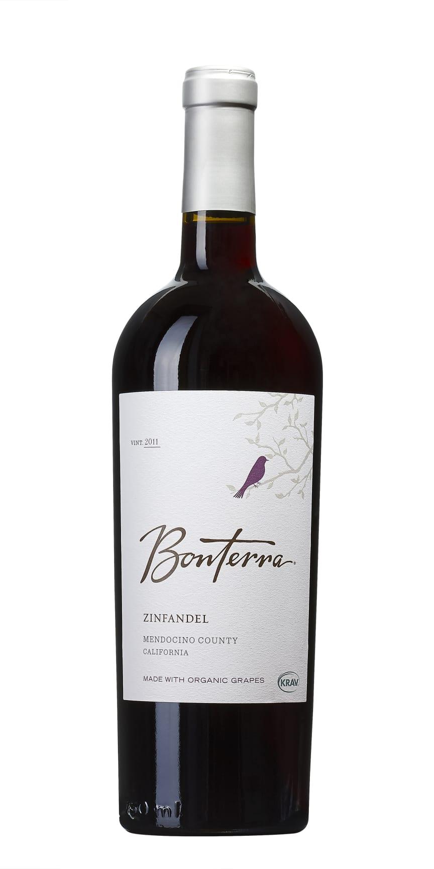 Bonterra Zinfandel (nr 22620)