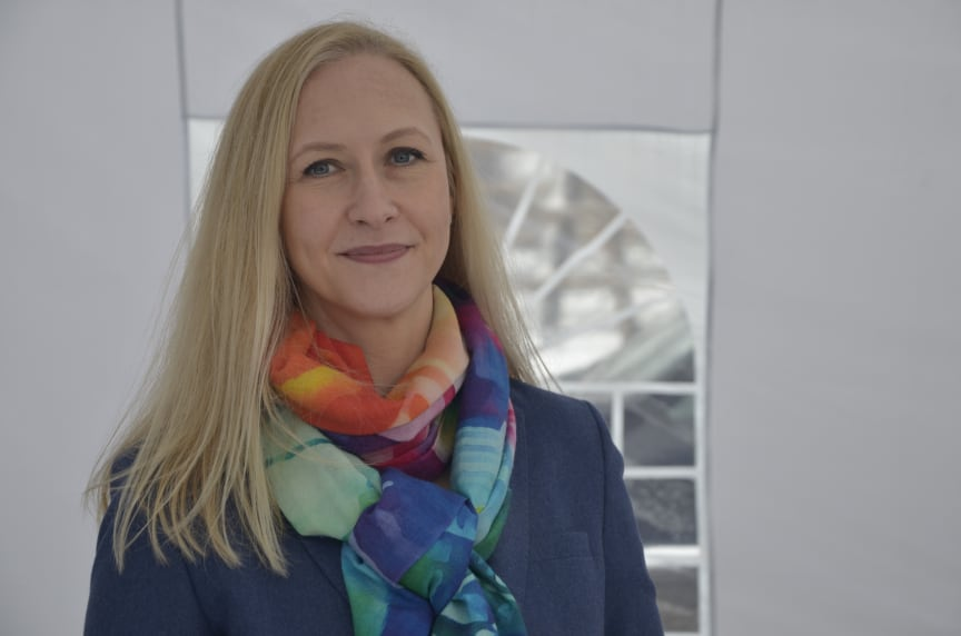 Renate Larsen - CEO Norwegian Seafood Council