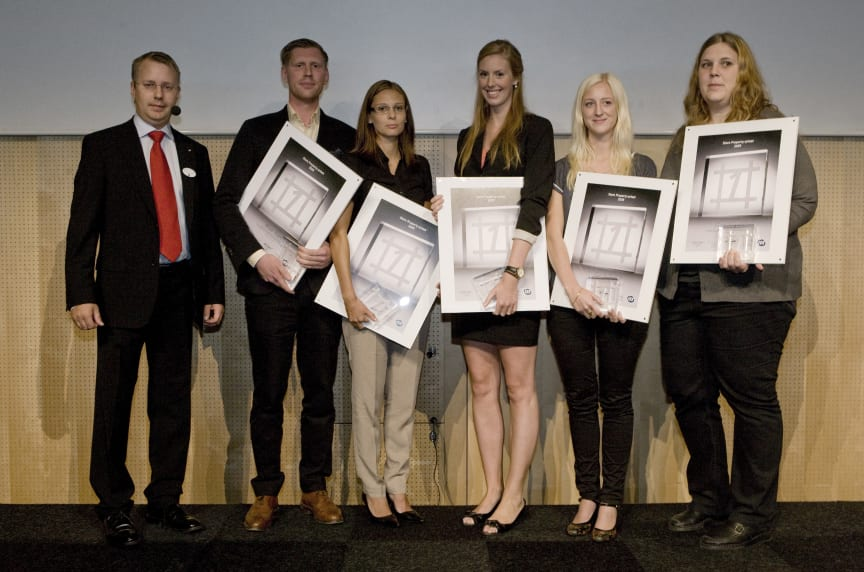 Pristagare Stora Property-priset 2009