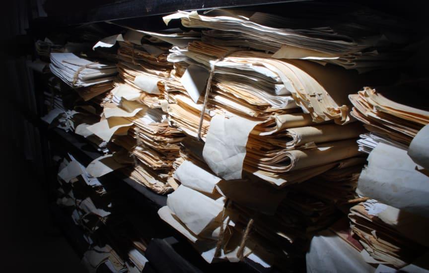 Snart kan det bli dyrt å ikke ha orden i papirer med personopplysninger