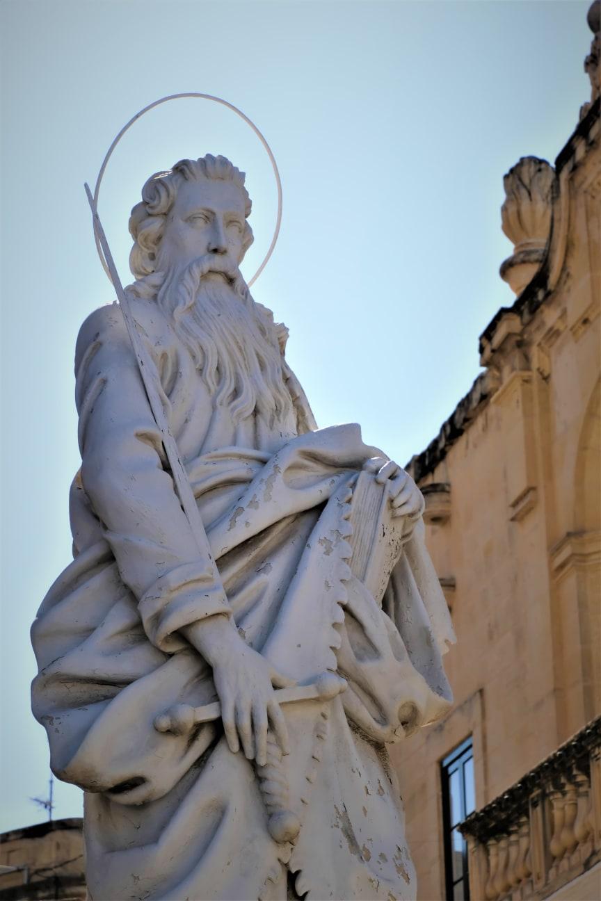Aposteln Paulus på Malta