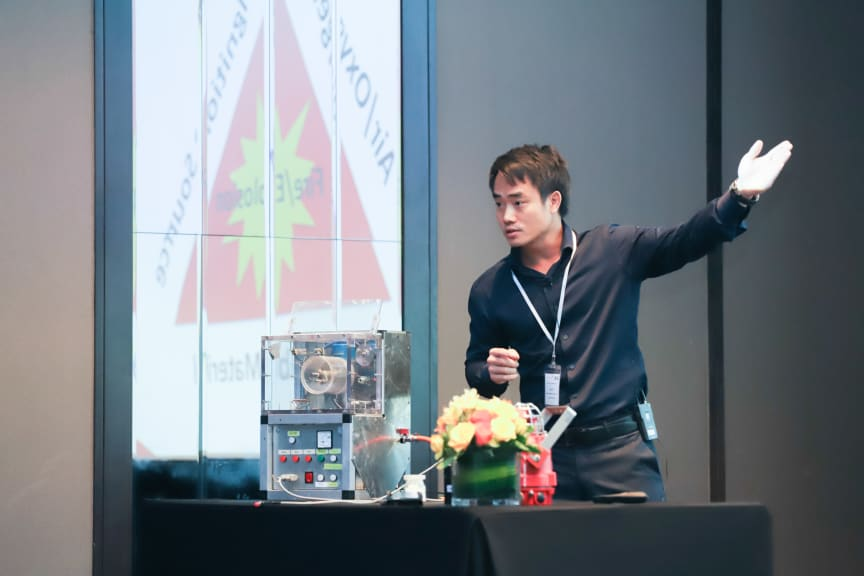 Mr. Thaison Vu - Director of Trainor Vietnam