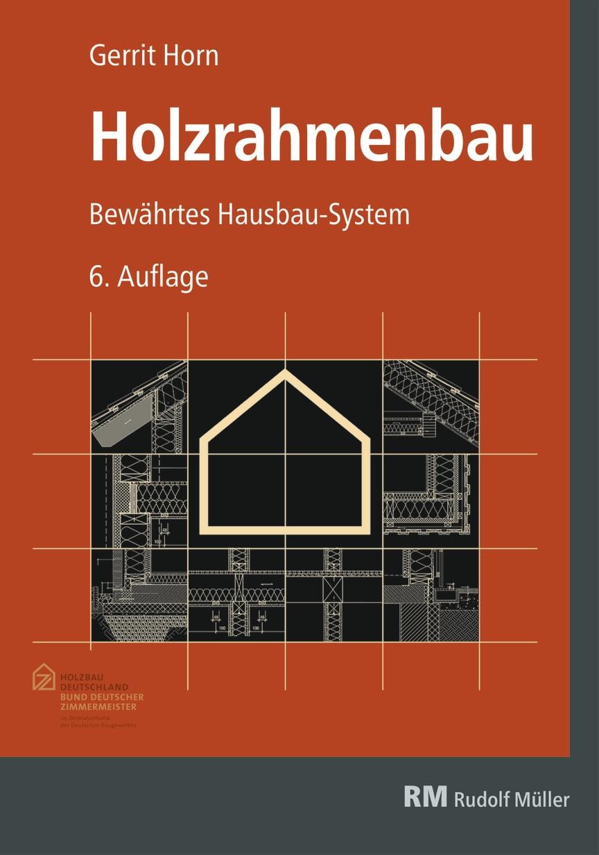 Holzrahmenbau, 6 Auflage (2D/tif)
