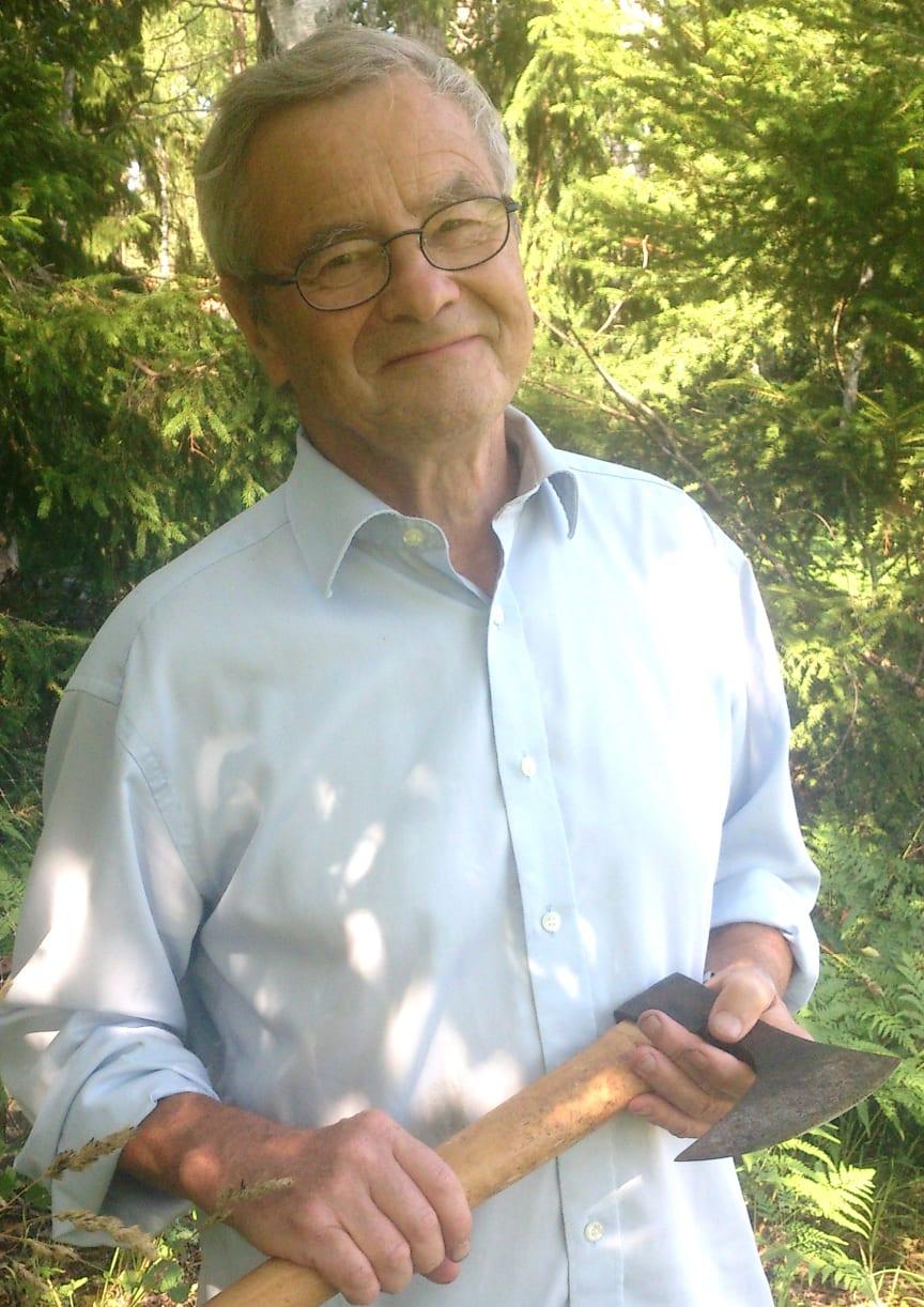 Författare Gustaf Trotzig