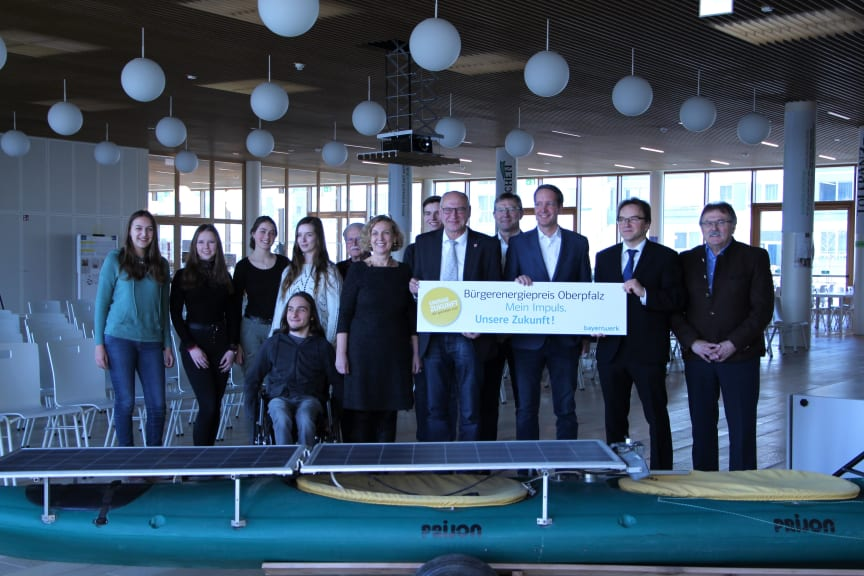 Auftakt Bürgerenergiepreis Oberpfalz 2020