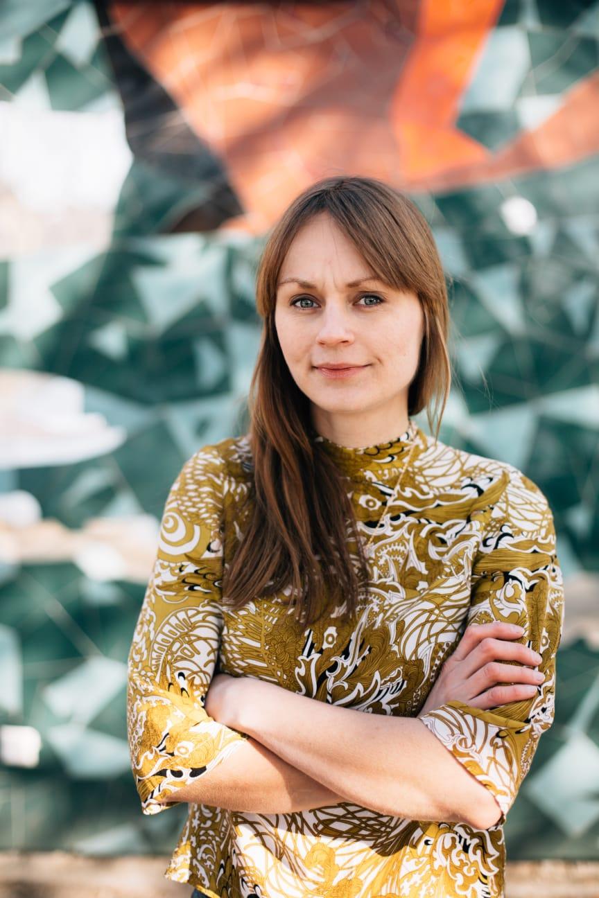 Johanna Nilsson - Pressbild