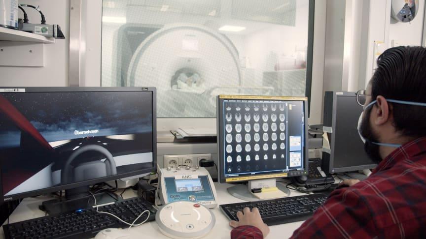 Hjerneforskning Ford førerassistanseteknologier 2021