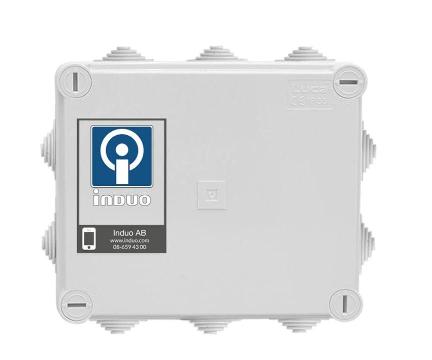 IP55-klassad vädertålig kapsling