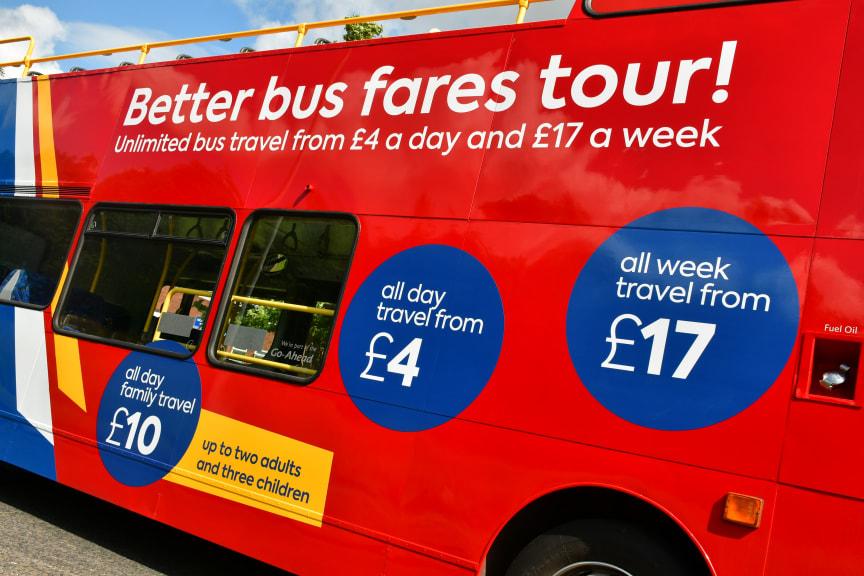 Better Bus Fares Tour