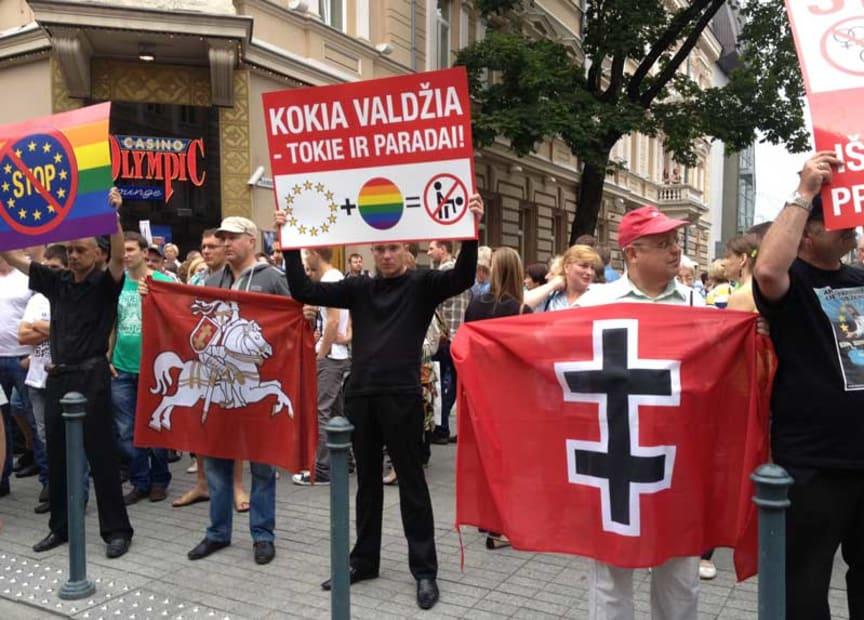 EuroPride 2014 in Oslo: Uniting against the homophobic backlash in Eastern Europe