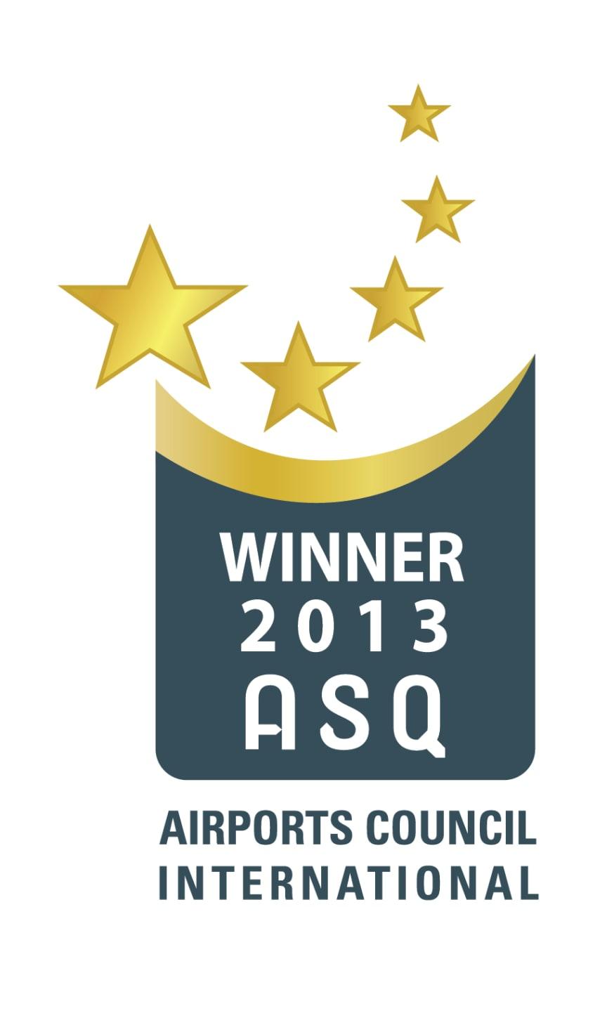 Winner of 2013 ASQ Award