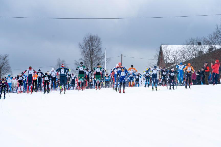 Trysil Skimaraton har startet påmelding til 2021