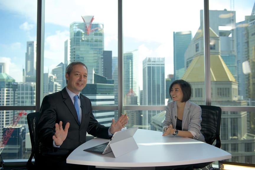 Singapore studio launch