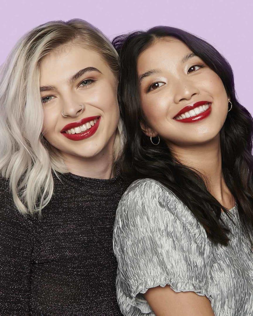 Winter Trend makeup 2019