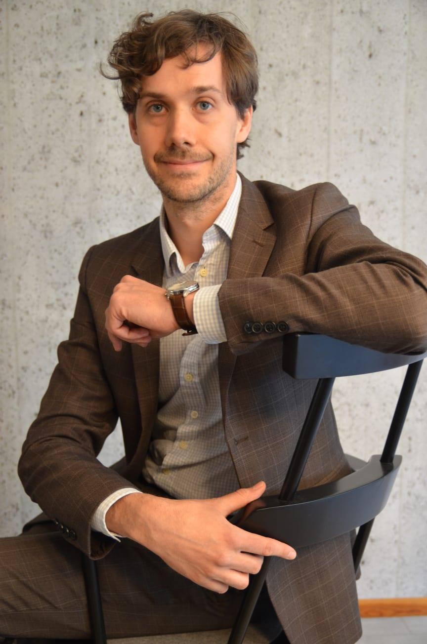 Johan-Tordsson CTO/Co-founder