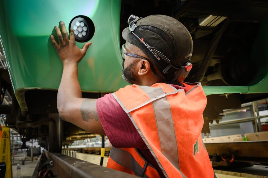 Virtual event gives budding engineers an insight into the railway