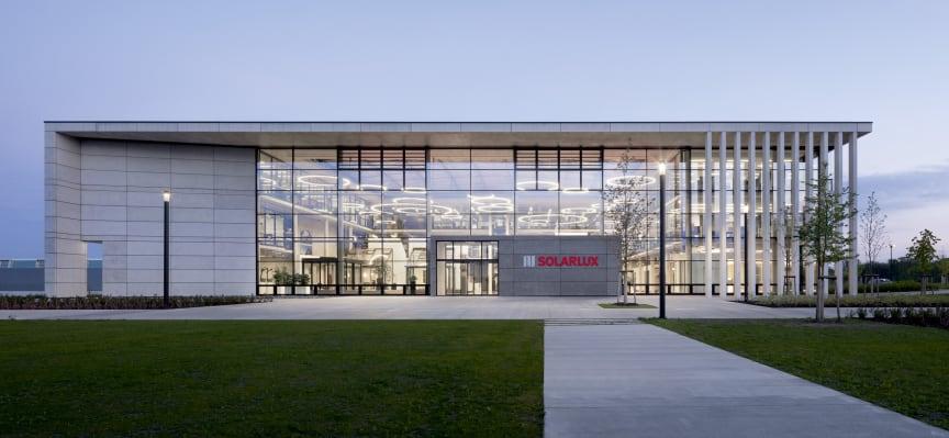 2020 gastiert der Metallkongress auf dem Solarlux-Campus in Melle