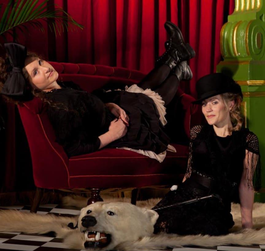 Siri Karlsson – nominerad till priset Årets Utgåva i Folk & Världsmusikgalan 2012