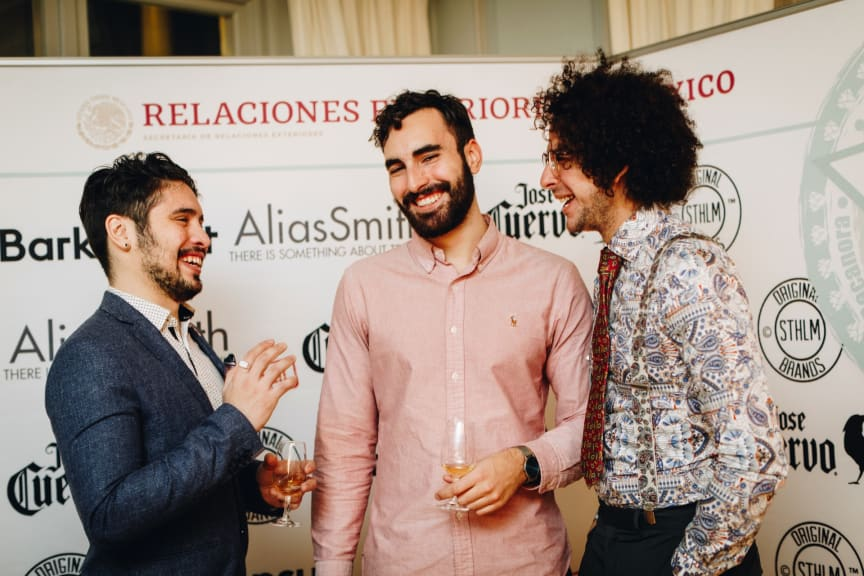 Guest Mexican Spirits Gala 2019