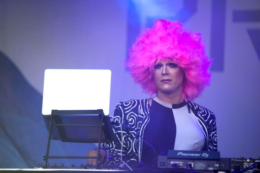 DJ Gretchen