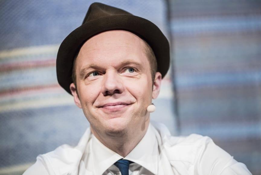 Olof Wretling, årets förebild på Nolia Karriär i Umeå