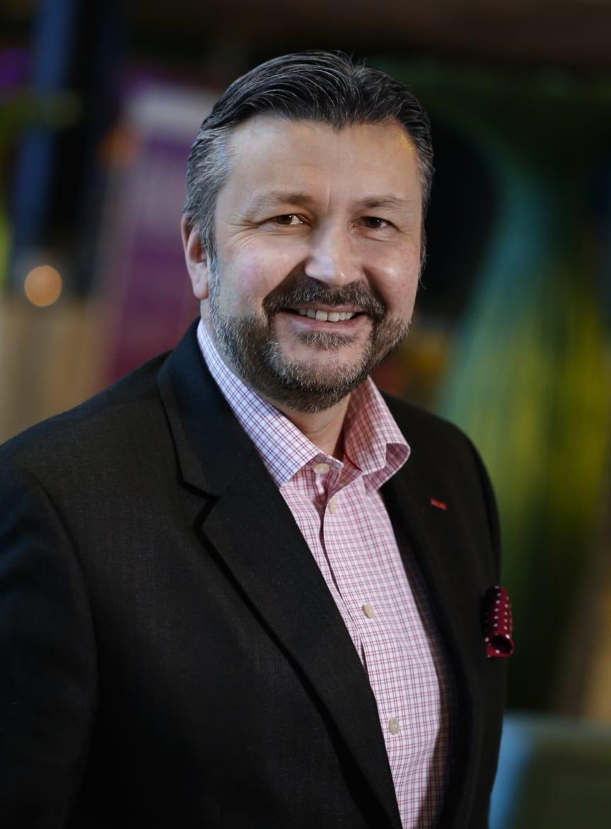 Svein Arild Steen-Mevold (Foto: Scandic)