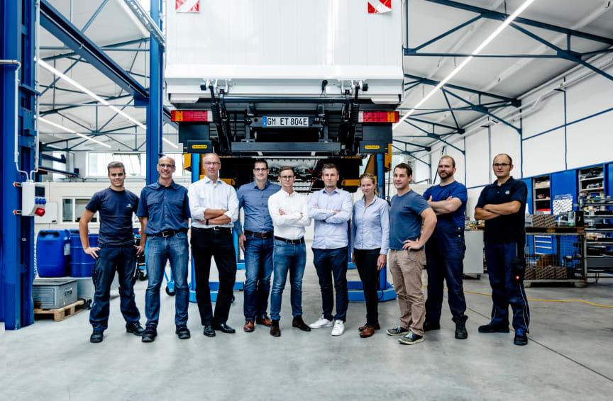 Das BPW eTransport Team