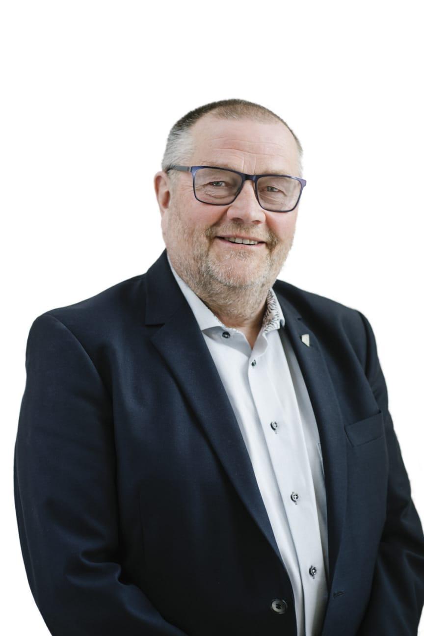 Roger Wärn ordförande GotlandsHems styrelse
