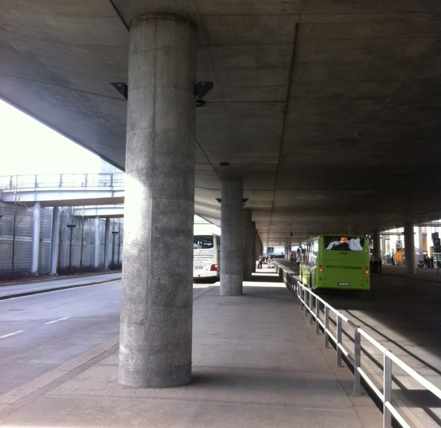 Gardermoen busscentral